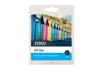 Tesco H364 Printer Ink Cartridge Black