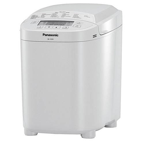 Panasonic SD-2500WXC Breadmaker- White