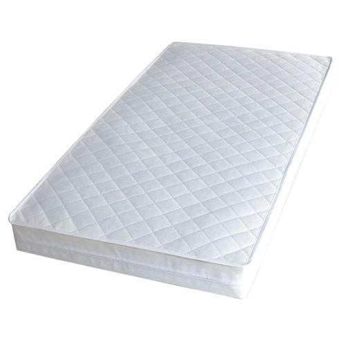 Kit For Kids Kidtex Spring Cot Bed Mattress 140x70cm