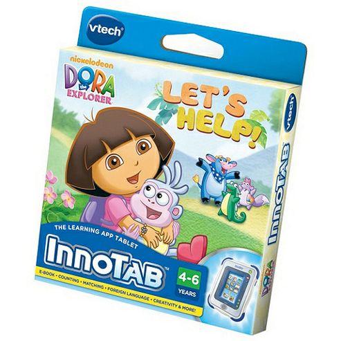 VTech InnoTab Game - Dora The Explorer