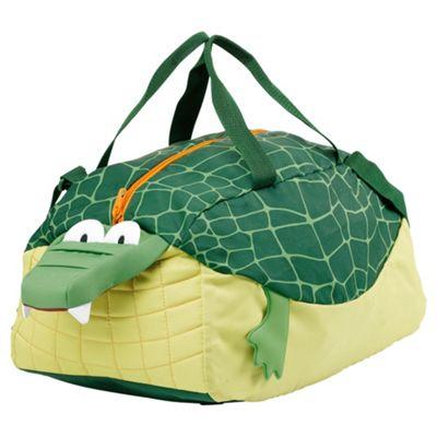 Samsonite Funny Face Kids' Duffle Bag, Crocodile 38cm