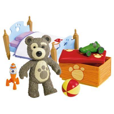 Little Charley Bear's Bedroom Playset