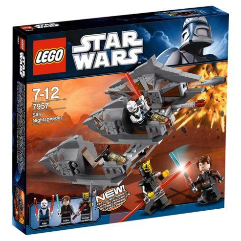 LEGO Star Wars Dathomir Speeder 7957