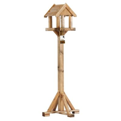 Chapelwood Chadsley wood two faced birdtable