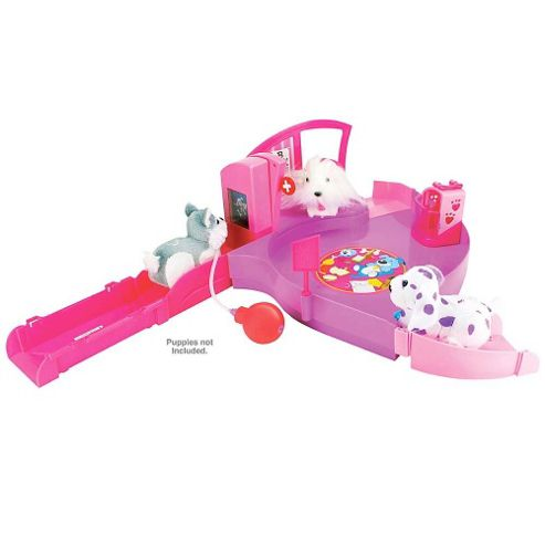 Zhu Zhu Puppies Veterinarian Playset