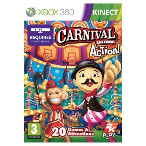 Take 2 Carnival Games In Action