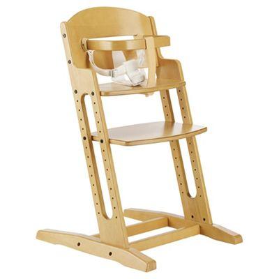 BabyDan Danchair Highchair, Natural