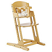 BabyDan Danchair Highchair, Natural