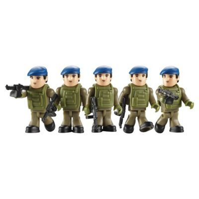 Character Building H.M Armed Forces Regiment Gunner Army Builder Pack