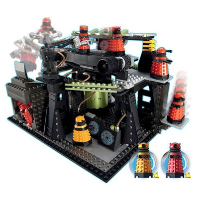 Character Building Doctor Who - Dalek Factory