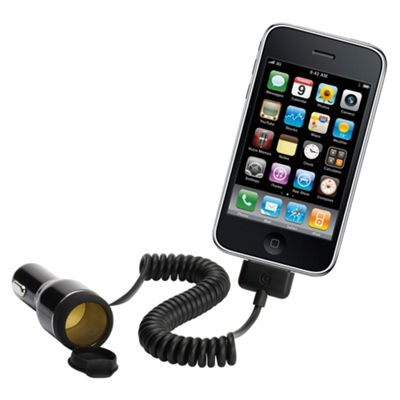 Griffin Powerjolt Plus charger for iPod/iPhone