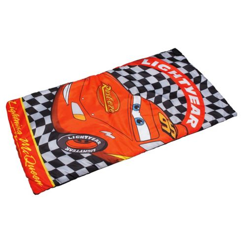 Disney Cars Lightning McQueen Kids' Sleeping Bag