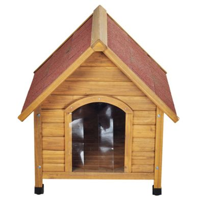 Doggyshack apex roof kennel, small