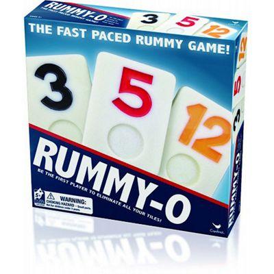 Rummy-O Game