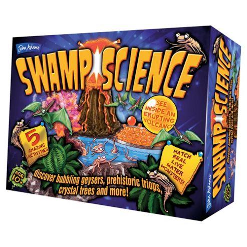John Adams Swamp Science