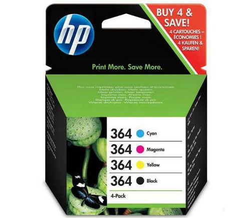 HP 364 Combo Ink