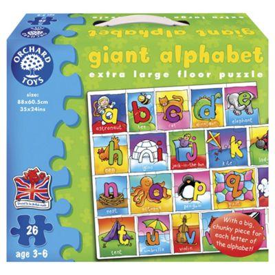 Orchard Toys Giant Alphabet Jigsaw Puzzle