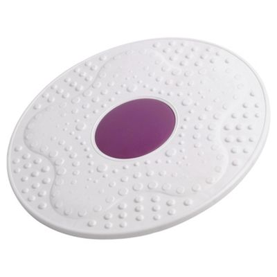 Kelly Holmes Balance Board with Soft Cushion