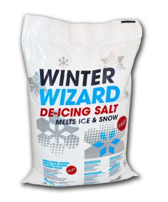 Winter Wizard Salt Bag 20kg