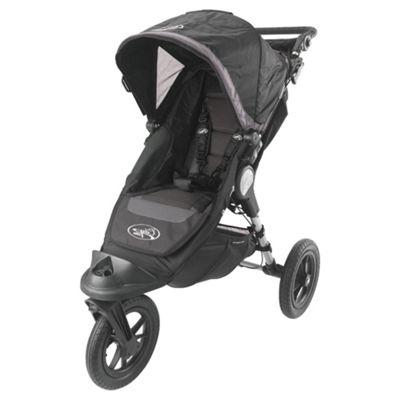 Baby Jogger Elite 3 Wheeler Pushchair, Black Sport