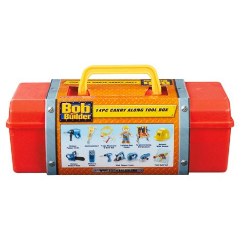 Bob the Builder Carry Along Tool Box