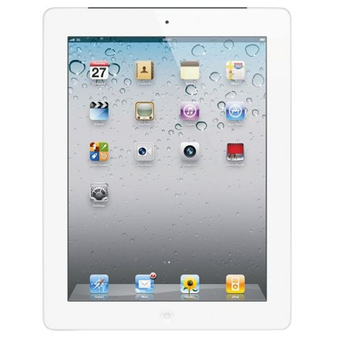 Apple iPad 2 32GB Wi-Fi White Tablet