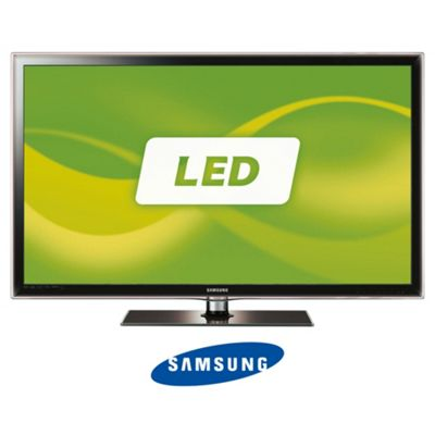 Samsung UE37D6100 37 inch Widescreen Full HD 1080p 3D LED Backlit Smart TV with Freeview HD