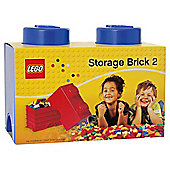 LEGO Storage Brick 2 Blue