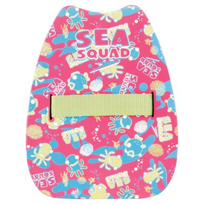 Speedo Sea Squad Back Float, Pink