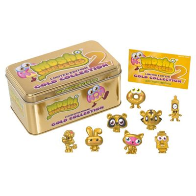 Moshi Monsters Limited Gold Collection 2