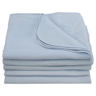 Tesco Starter Bedding Bale Cot, Blue