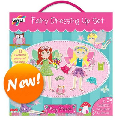 Fairy Friends Dressing Up Set