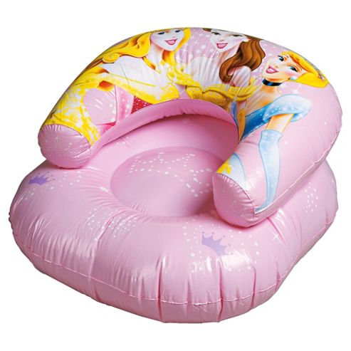 Disney Kids Princess inflatable chairs