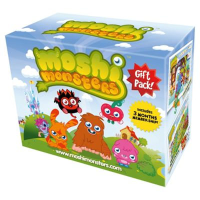 Moshi Monsters Gift Pack