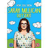 Sarah Millican: Outsider DVD
