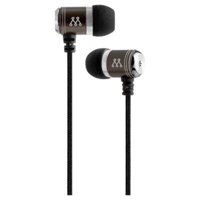 Muse The Professional In-Ear noise isolating Headphones Brown MU-PROF