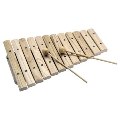 Bontempi XLW12 12 Note Wood Xylophone