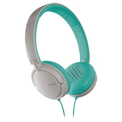 Philips New Style On-ear Headphones SHL5002/10