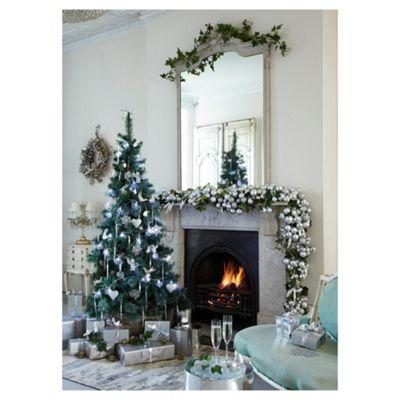 Tesco 7ft Canadian Fir Christmas Tree with Feathered Tips - Buy Tesco 7ft Canadian Fir Christmas Tree With Feathered Tips From