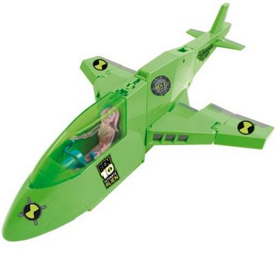 Ben 10 Ultimate Alien - Complete Rustbucket III