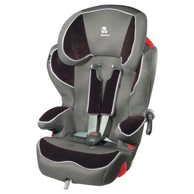 Renolux Quick Confort Car Seat Tarmac, Group 123, Nicky