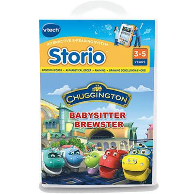 VTech Storio Chuggington E Book
