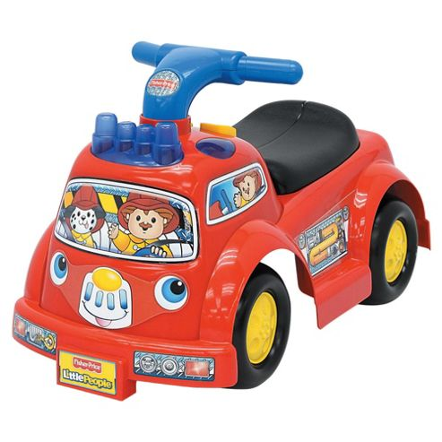 Fisher-Price Fire Truck Ride-On