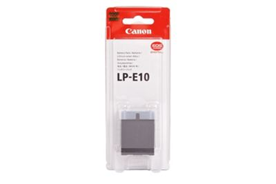 Canon Replaceable Battery For EOS 1100D, Black