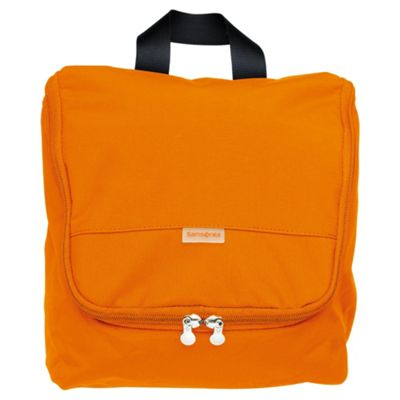 Samsonite Hanging Toiletry Kit, Orange