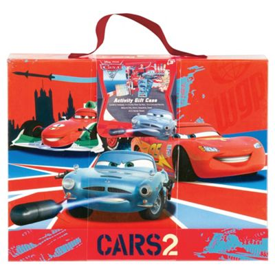 Cars Fold Out Activity Gift Set