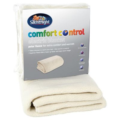 Silentnight Premium Dual Control Electric underblanket King