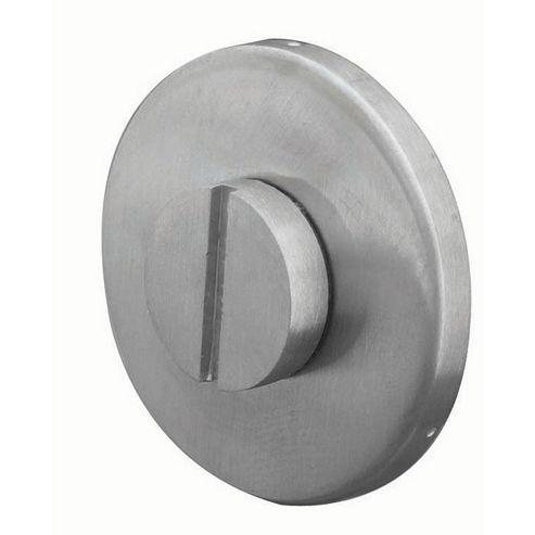Jedo Satin Stainless Steel 52Mm X 8Mm - Cover Only Without Indicator To Suit Jss05 & Jss354