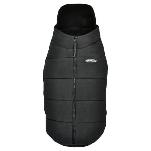 Micralite Footmuff, Black