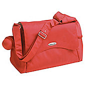 Koo-di Messenger Changing Bag, Orange